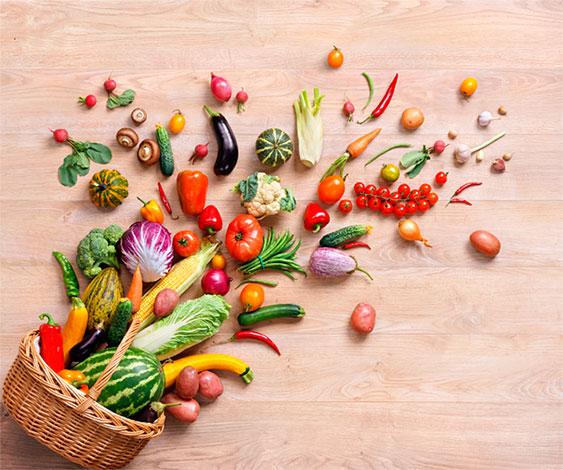 Alimentos Ricos en Salud y Bienestar