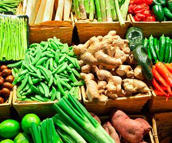 Los productos ecologicos son alimentos funcionales más sanos que los convencionales