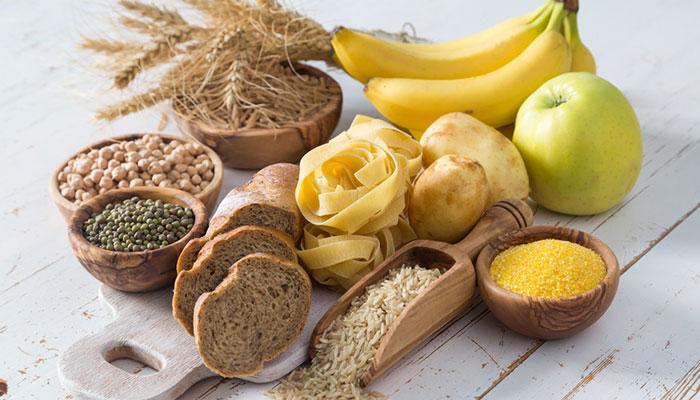 Comidas ricas en hidratos de carbono