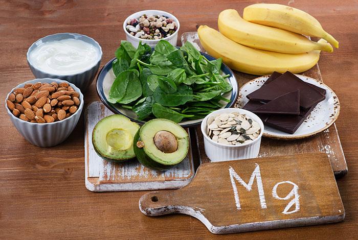 Que alimentos tienen magnesio