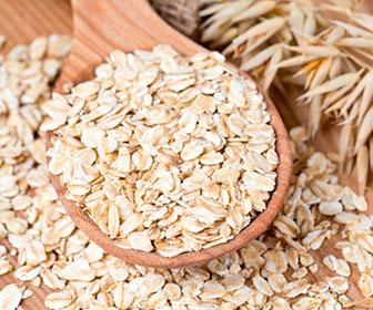 La avena es un cereal con gran cantidad de metionina pero deficitaria en dos aminoacidos esenciales como la lisina y la treonina
