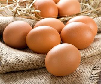 La pregunta no es cuantas proteinas tiene un huevo sino que son proteinas de mucha calidad