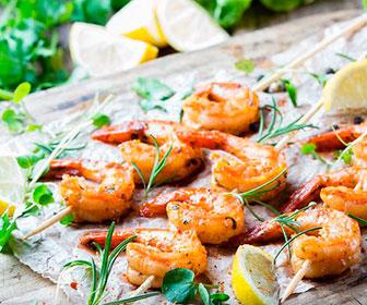 Uno de los beneficios nutricionales del marisco es que en bajo en grasa y rico en proteinas