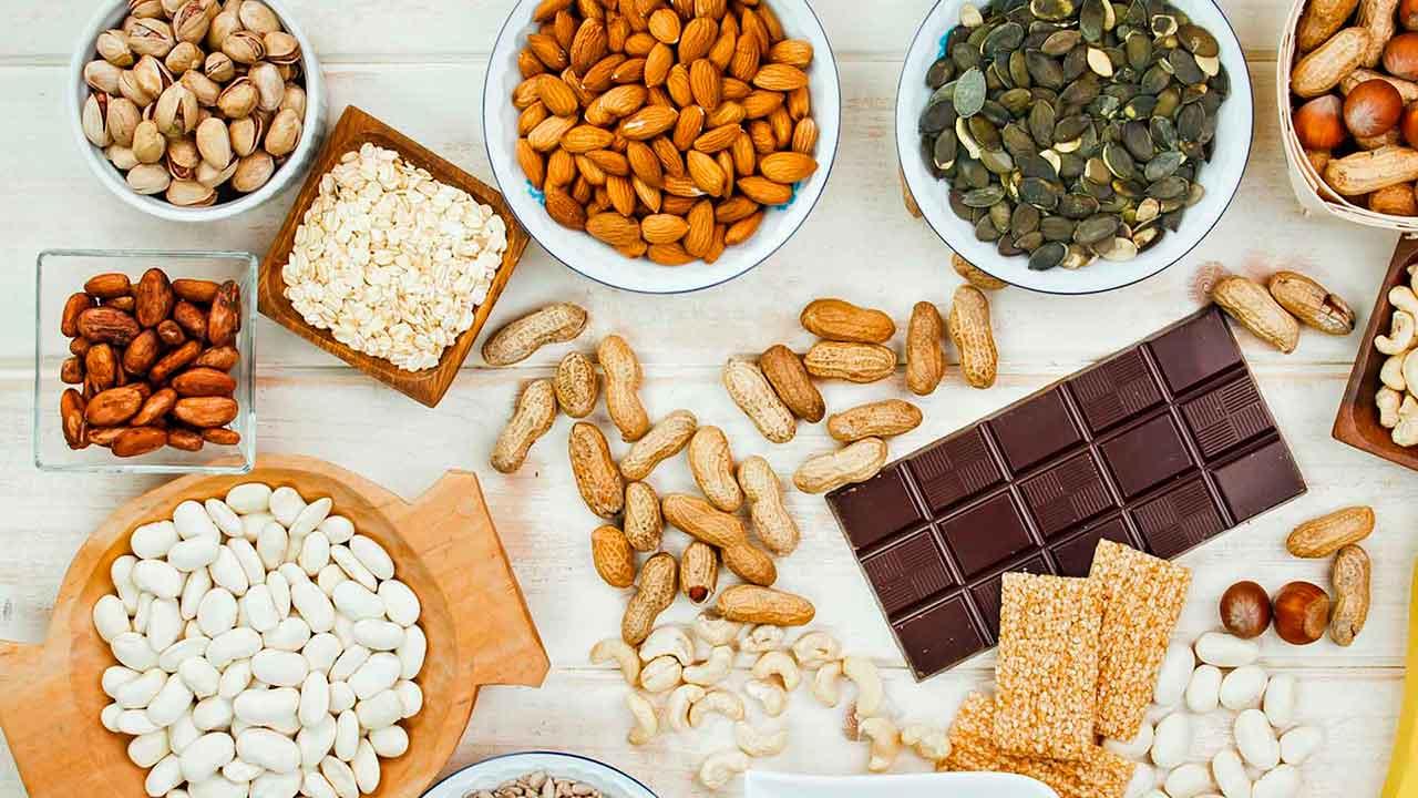 Los 10 mejores alimentos ricos en magnesio alimentosricos org - Alimentos ricos en magnesio y zinc ...