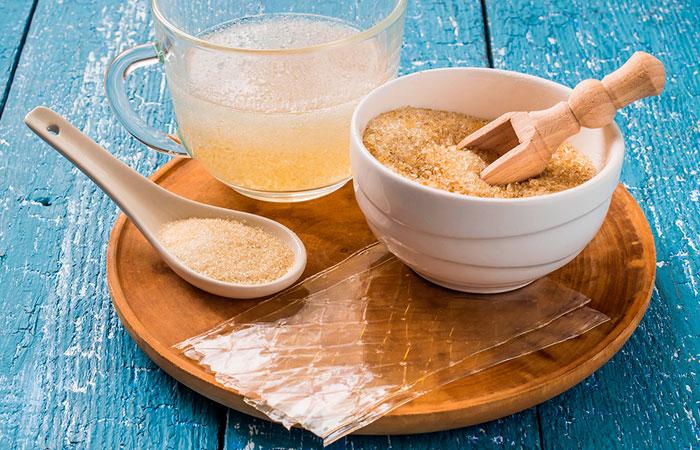 Alimentos que contienen colageno natural
