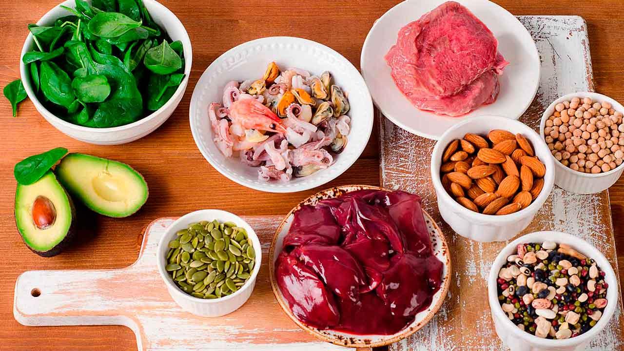 Alimentos ricos en zinc que tus alimentos sean tu medicina alimentosricos org - Alimentos ricos en magnesio y zinc ...